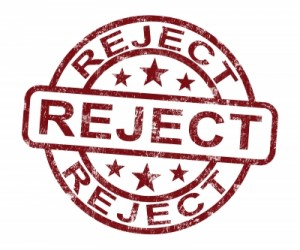 rejected bugs