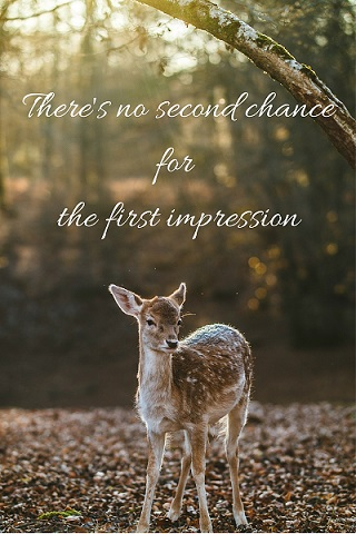 theres no second chance