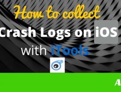 How to Collect iOS Device Crash Logs Using iTools