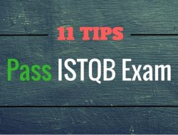 11 Tips to prepare and pass ISTQB Foundation Level certification Exam (CTFL) with ease